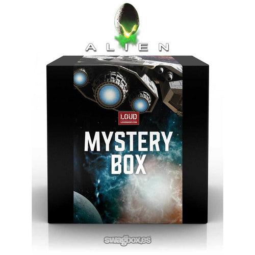 Alien 3 T shirt Mystery Box