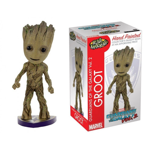 Avengers - Infinity War - Groot Head Knocker