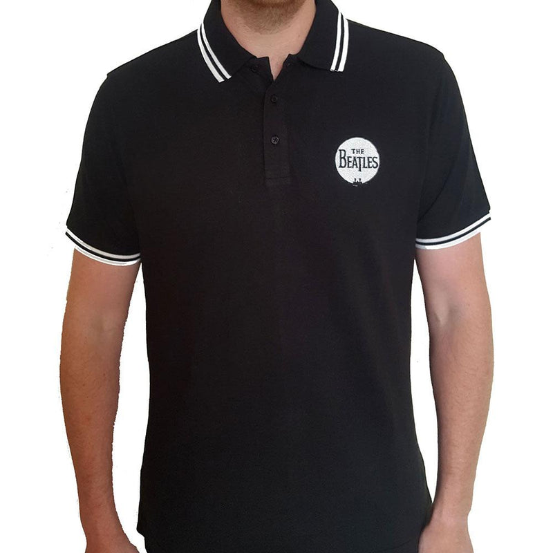 Beatles | Drum Logo | Polo Shirt