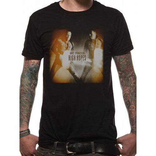 Buy Bruce Springsteen (High Hopes) T-shirt online at Loudshop.com