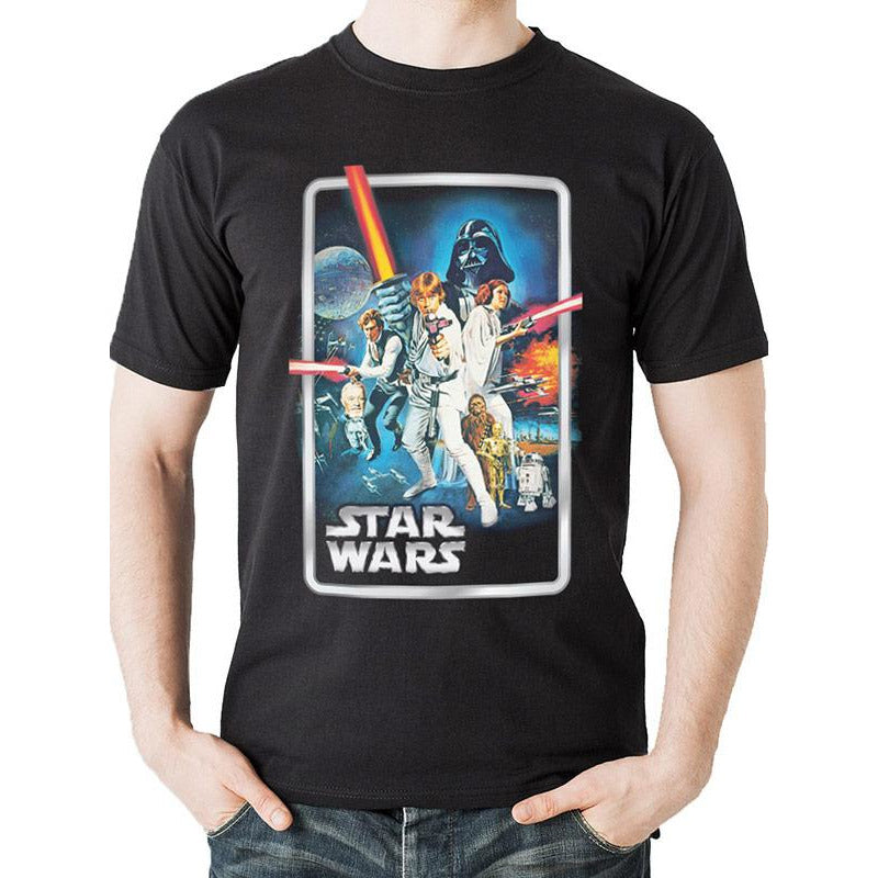 Star Wars | Vintage Poster T-Shirt