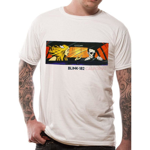 Blink 182 | California) T-Shirt