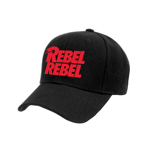 David Bowie | Rebel Rebel Baseball Cap