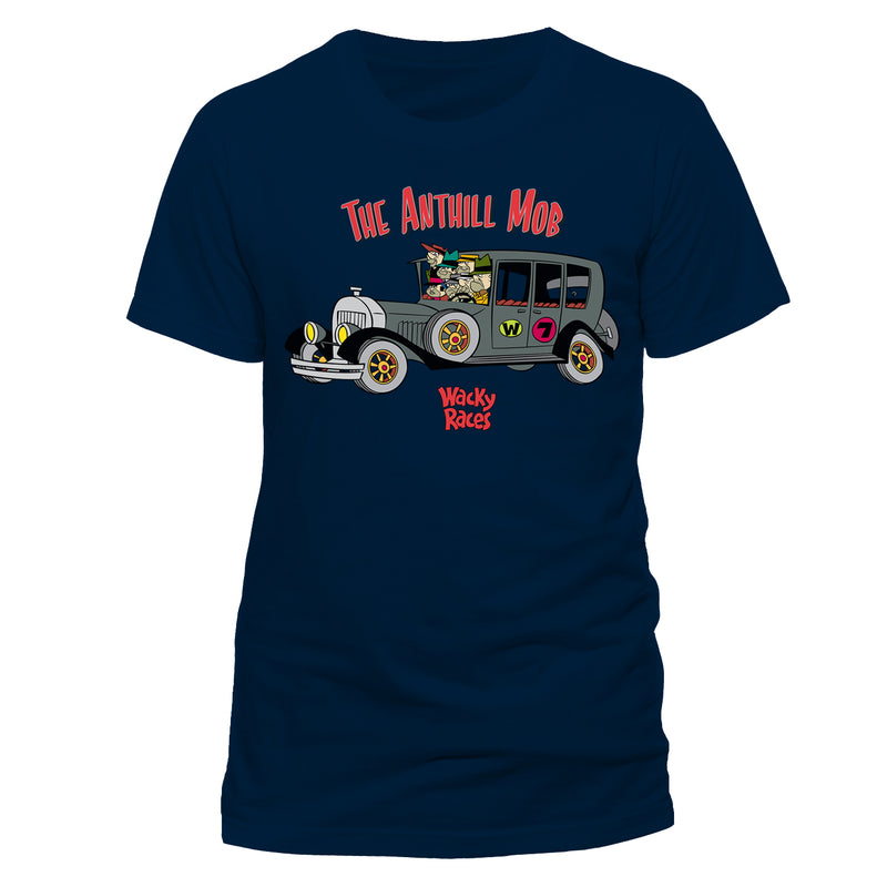 Wacky Races | Anthill Mob T-Shirt