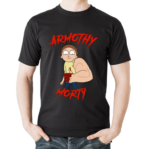 RICK AND MORTY - ARMOTHY MORTY T-Shirt
