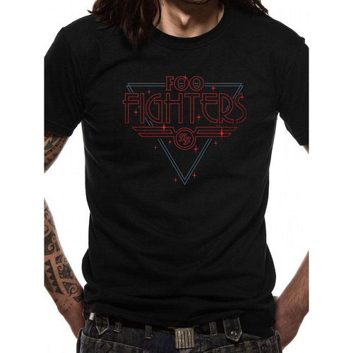 Foo Fighters | Disco Outline T-Shirt