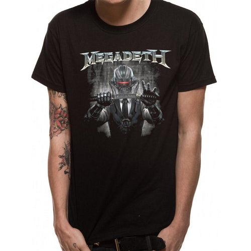 Megadeth | Rust In Peace Blade T-Shirt
