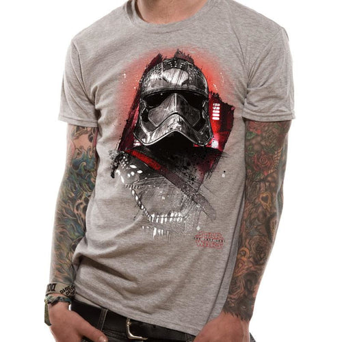 Star Wars 8 - Captain Phasma Art T-shirt