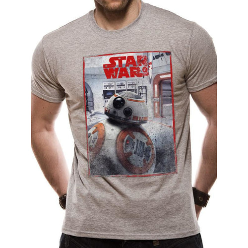 Star Wars 8 - BB8 Reveal T-shirt
