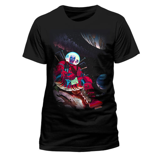 Deadpool - In Space Unisex T-Shirt