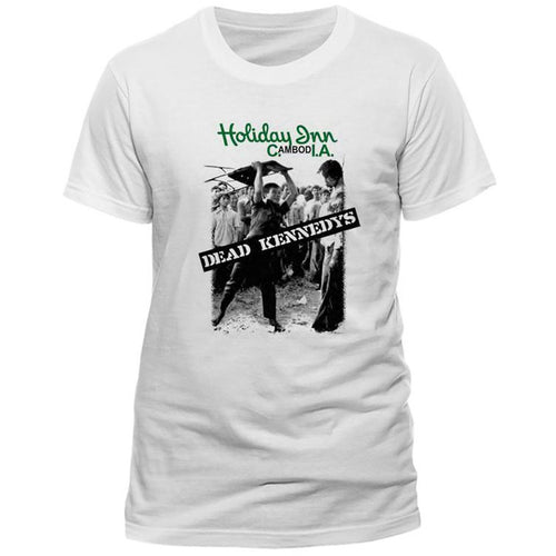 Dead Kennedys | Holiday Inn Cambodia T-Shirt