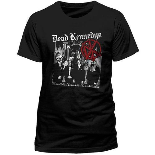 Dead Kennedys - European Invasion T-shirt