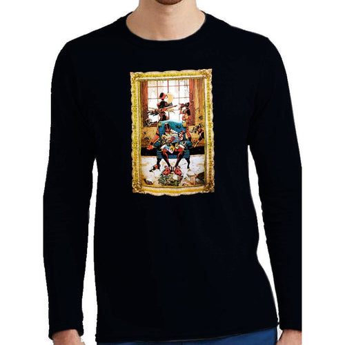 Deadpool | Family Portrait Longsleeve T-shirt