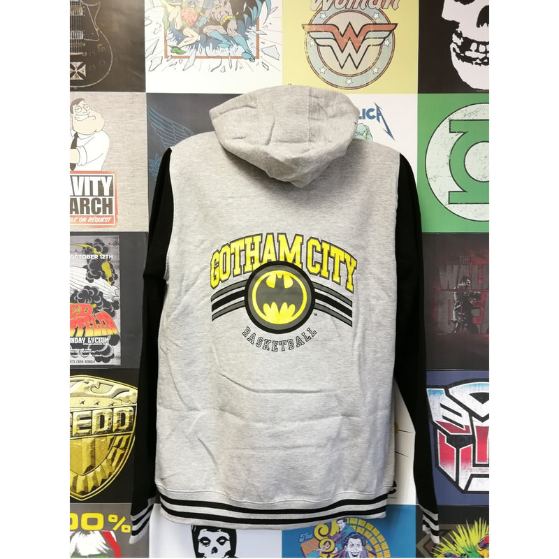 Gotham City Varsity Jacket