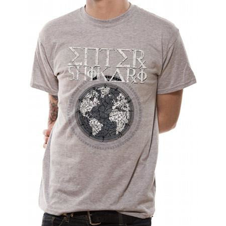 Buy Enter Shikari (Lion Ring) T-shirt online at Loudshop.com