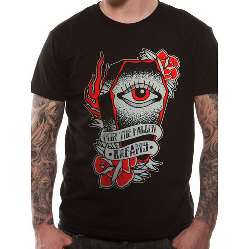 Buy The Fallen Dreams (Eye) T-shirt online at Loudshop.com