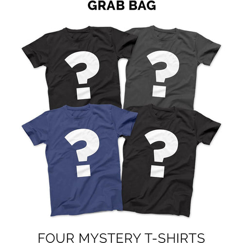Loudshop (Sale 4 T-shirt) Grab Bag