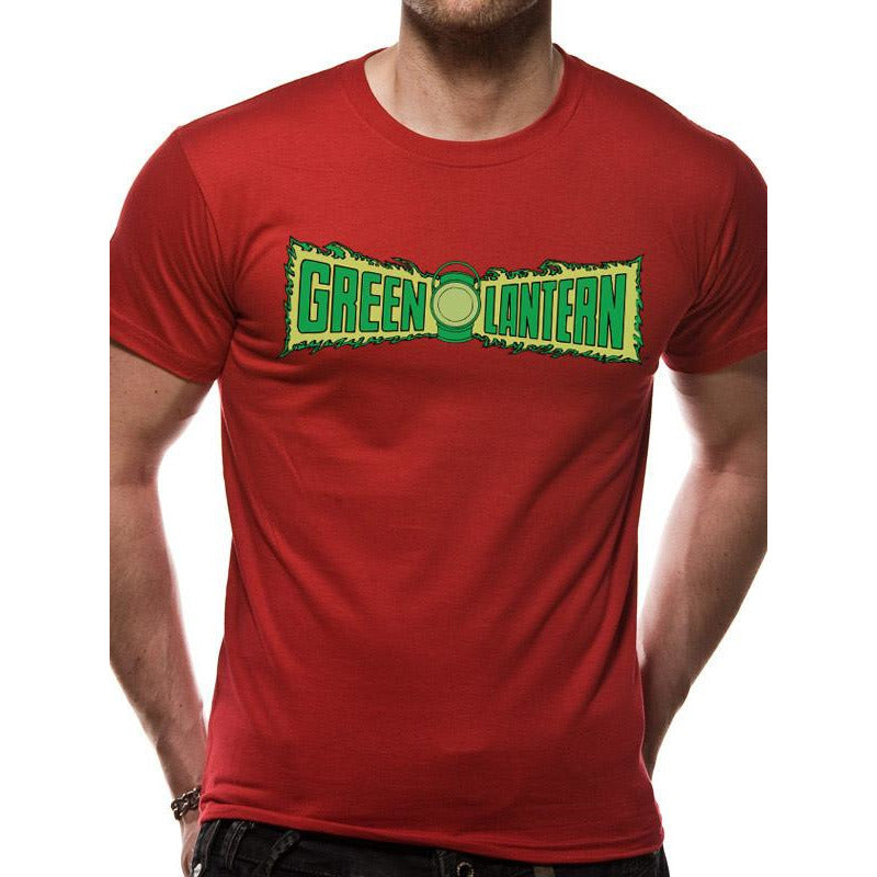 Buy Green Lantern (Logo All The Heroes) T-shirt online at Loudshop.com