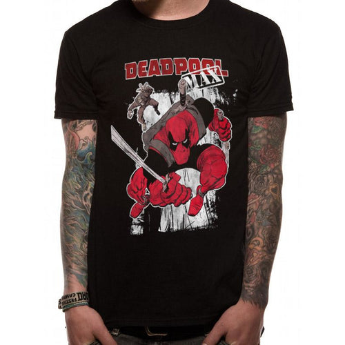 Deadpool | Max Action T-Shirt