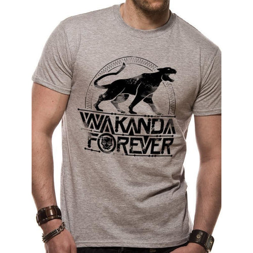 Black Panther Movie - Wakanda Forever Unisex T-shirt
