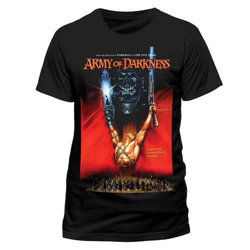 Army of Darkness | Poster T-Shirt