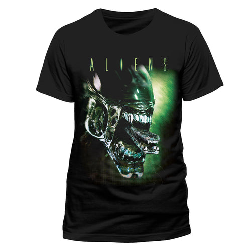 Aliens | Alien Head T-Shirt