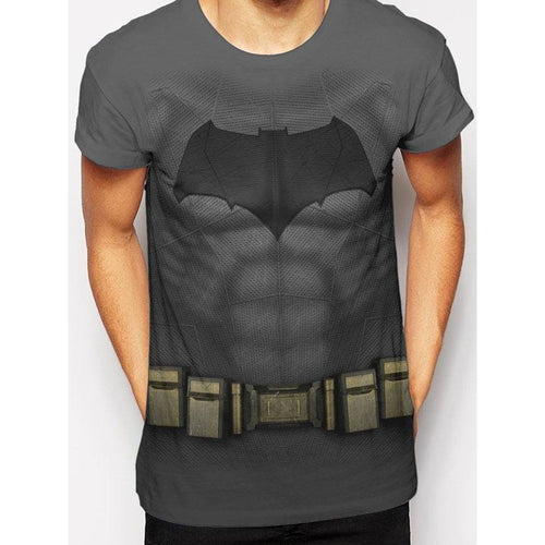 Batman - Costume Sublimated T-shirt