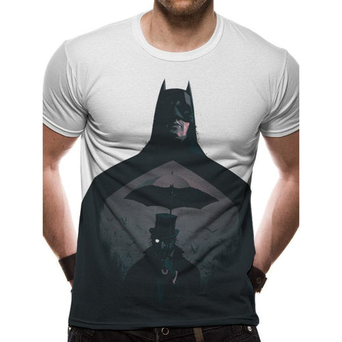 Batman - Silhouette Sublimated T-shirt
