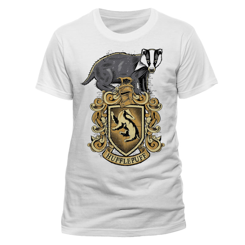 Harry Potter | Hufflepuff Crest T-Shirt