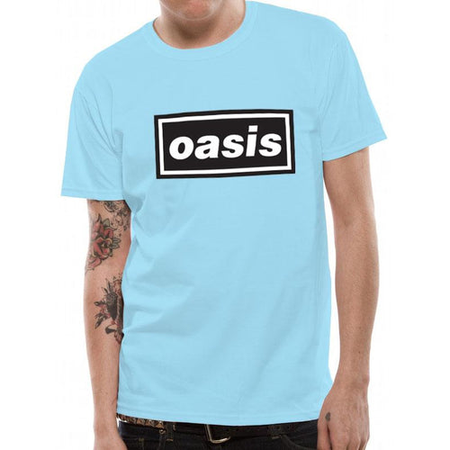 Oasis | Logo (Front Only) T-Shirt