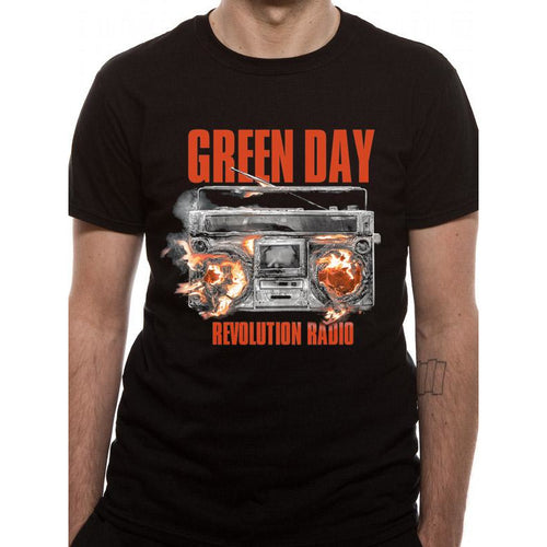 Green Day | Revolution Radio T-Shirt