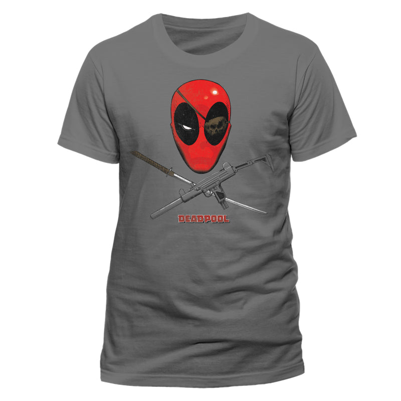 Deadpool | Crossbones Unisex T-Shirt