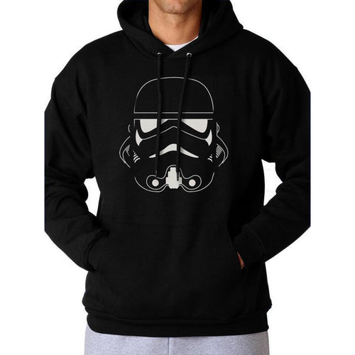 Star Wars Trooper Head Pullover Hoodie