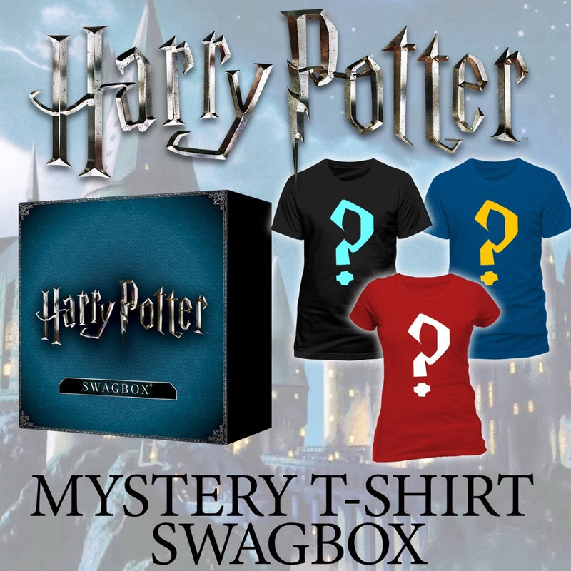 Harry Potter 3 T-Shirts Mystery Box