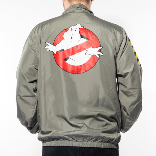 Ghostbusters | No Ghost Windbreaker