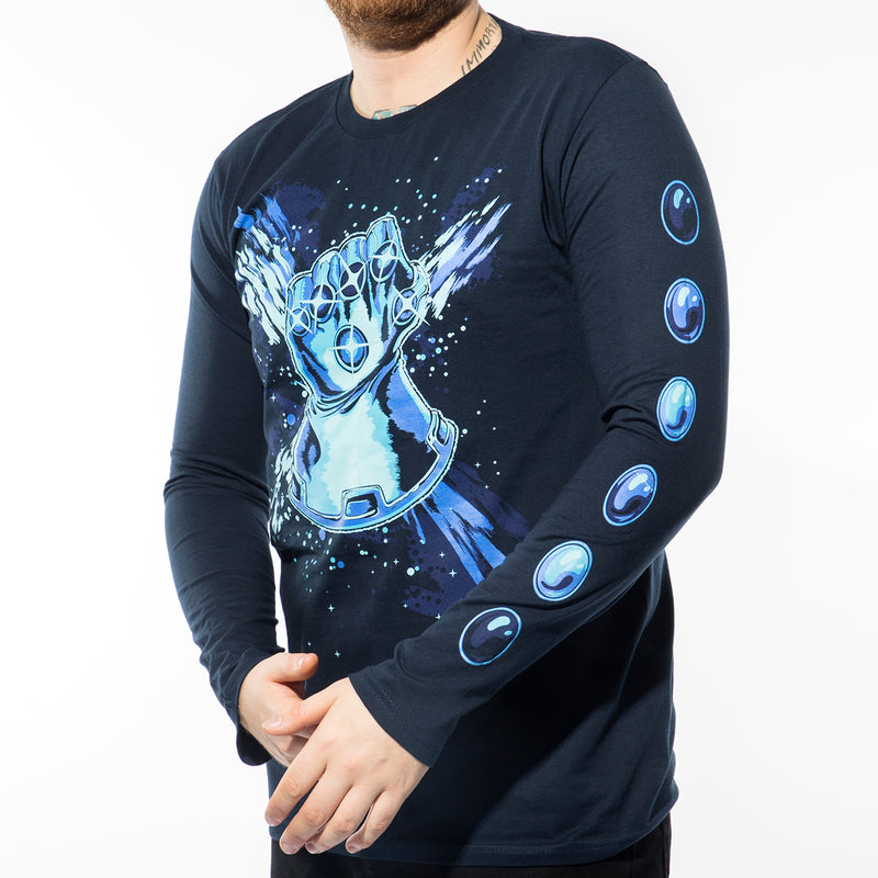 Thanos | Gauntlet Longsleeve T-shirt