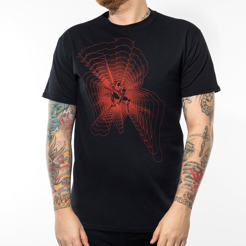 Ant-Man and the Wasp | Ant-Man Shrink Black T-shirt
