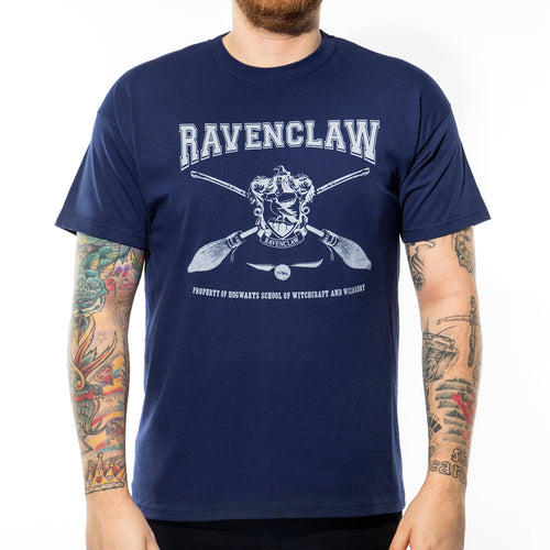 Harry Potter - Collegiate Ravenclaw T-Shirt
