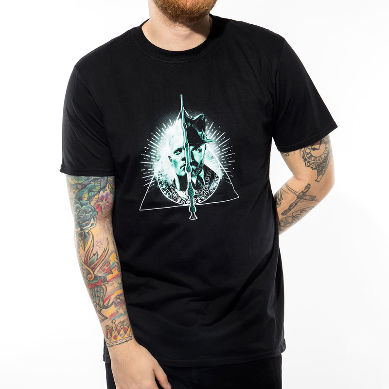 Fantastic Beasts The Crimes of Grindelwald | Deathly Hallows Split T-Shirt