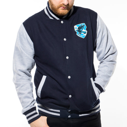 Harry Potter (House Ravenclaw) Varsity Jacket
