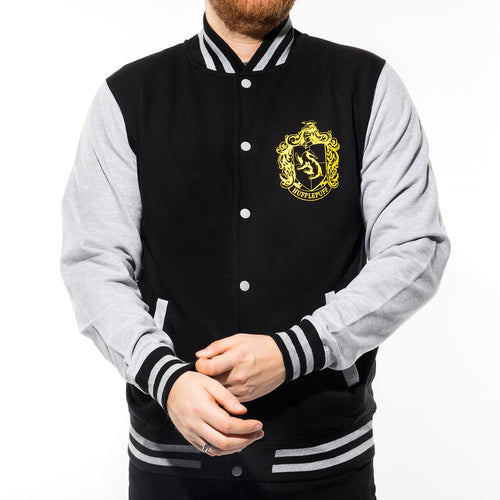 Harry Potter | House Hufflepuff Varsity Jacket