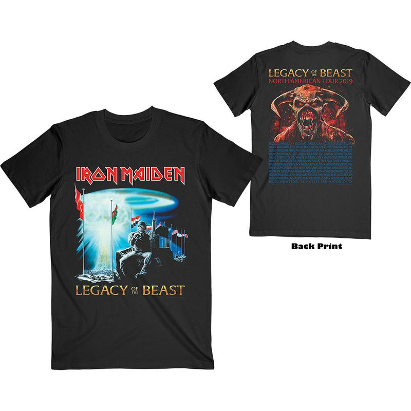 Iron Maiden | Two Minutes To Midnight | Unisex T-Shirt