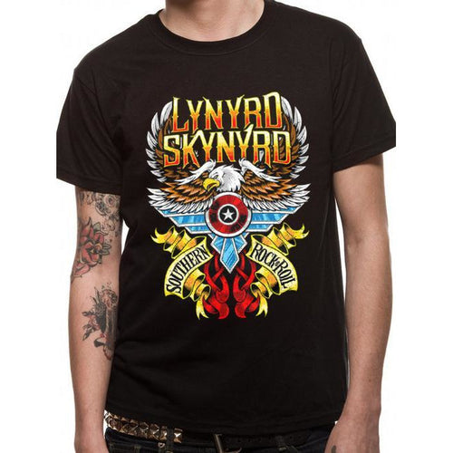 Lynyrd Skynyrd | South N Rock And Roll T-Shirt