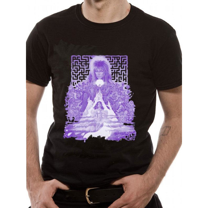 Labyrinth | What babe? T-shirt