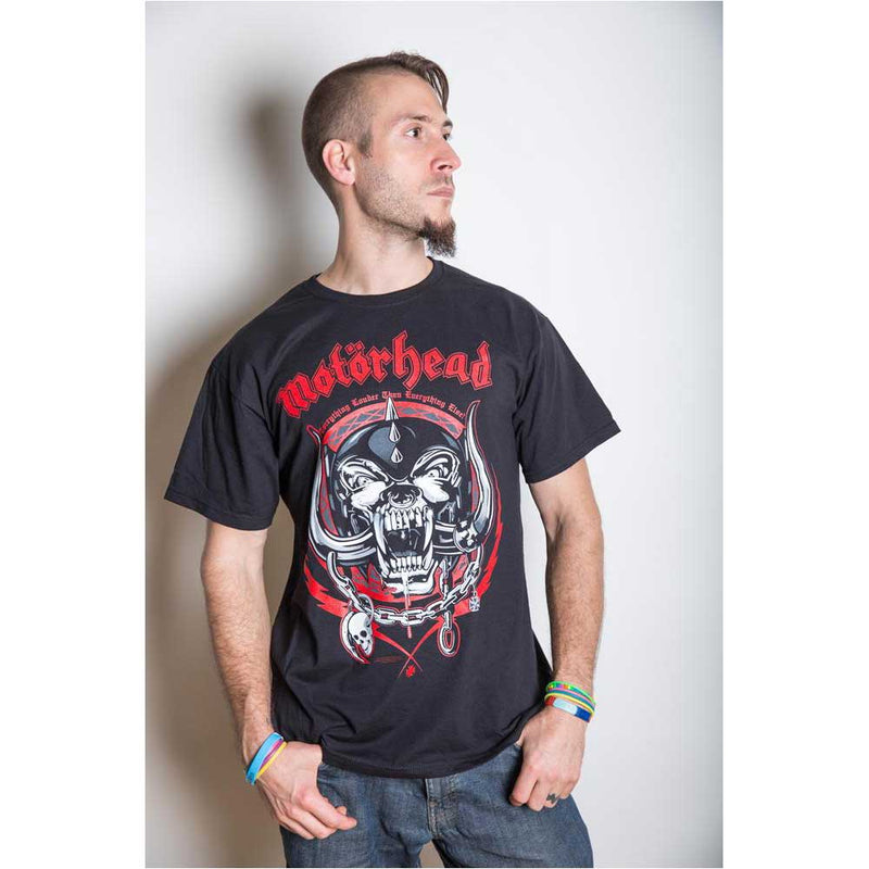 Motorhead | Lightning Wreath | Unisex T-Shirt