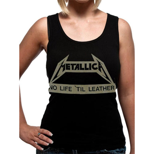 Buy Metallica (No Life Till Leather) T-shirt online at Loudshop.com