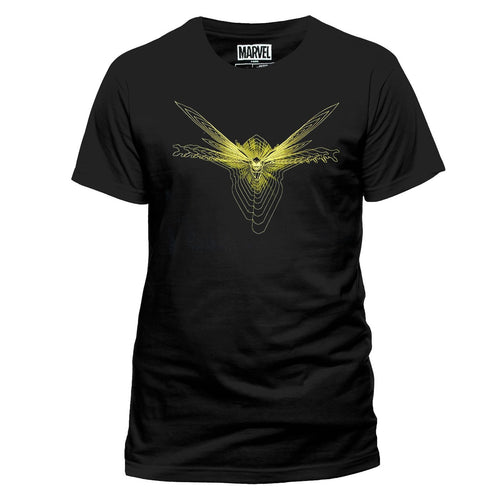 Antman and the Wasp | Wasp Flying Fitted T-shirt
