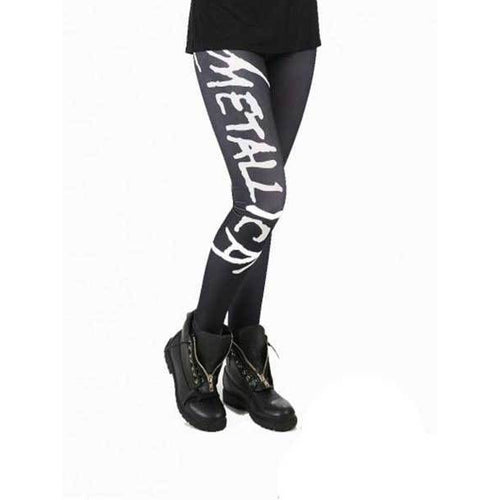 Metallica - Scary Leggings