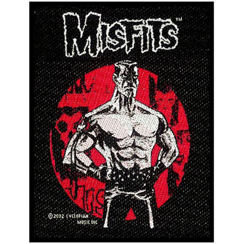 Buy The Misfits (Lukic) Patch online at Loudshop.com