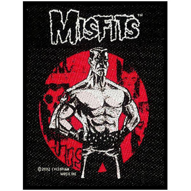 The Misfits - Lukic Patch